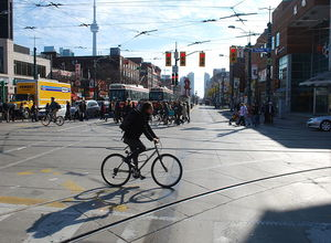 Cycling, pedestrian industries continue to concern Toronto personal injury lawyers