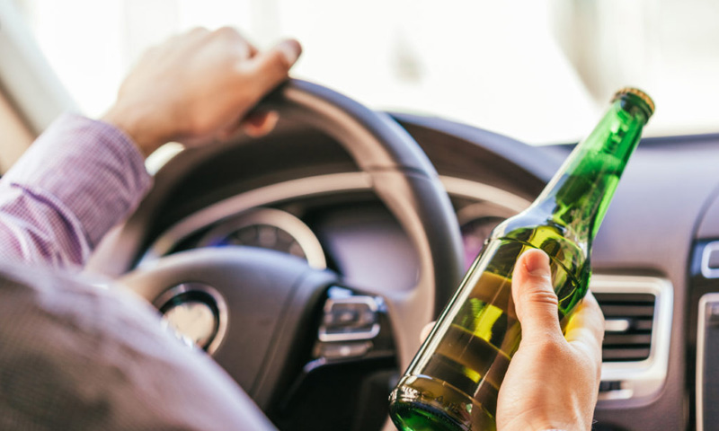 Driving Impaired – Think Twice Before You Get Behind the Wheel